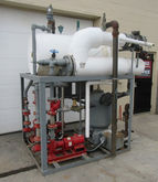 foam cleaning system, CIP skid