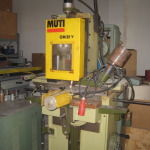 Chisel mortising machine Muti