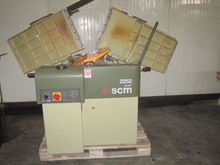 Combined machine surface thickn