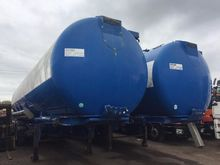 LAG TIPPING POWDER TANKERS