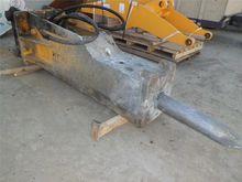 Hydraulic Hammer : DAEMO HDB380