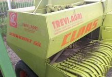 1996 CLAAS MARKANT 52 High and