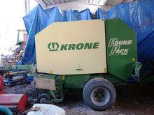 KRONE ROUND PACK 1550 Roto pres