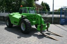 2005 Merlo 6.26 LPT Bail hoists