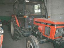 ZETOR 7711 Agricultural tractor