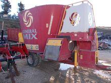 1998 General Mix AF1200 Mixer t