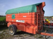 Pieri GP60/MS80 Tank trailers f