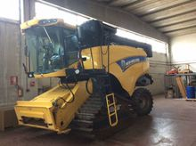2013 NEW HOLLAND CX 5080 Combin