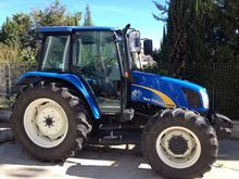 2009 NEW HOLLAND T 5040 Agricul