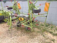 CLAAS VOLTO 640 Pulleys and sta