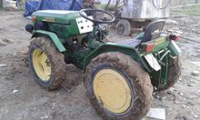 FERRARI 4wd Small tractors
