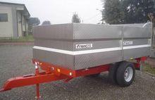 Francini F 85 G Cariage trailer