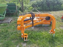 UBALDI HILL 180 Bush cutter