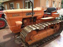 FIAT 555C Agricultural tractors