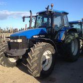 2001 NEW HOLLAND tm 150 Agricul