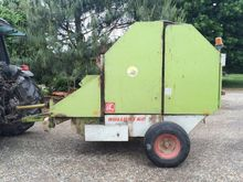 CLAAS Rollant 62 Roto presses