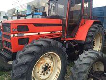 SAME laser 130 Agricultural tra