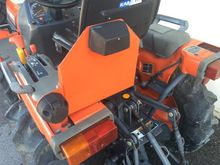 KUBOTA D 1610 Small tractors