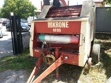 krone 155K Roto presses