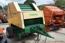 2010 Krone KR 160 B Roto presse