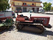 FIAT 55 75 Vineyard tractors