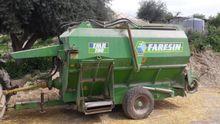 FARESIN MC 7 Mixer trolleys