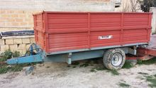 BICCHI BRT555 Tank trailers for
