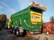 2010 BOSSINI SB200SI Tanker tru