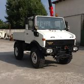 1984 Unimog 1000 Forestry trail