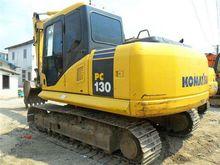 KOMATSU PC 130 Forestry tractor