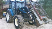 2000 NEW HOLLAND TS100 Agricult