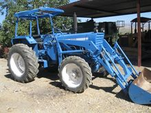 1988 FORD 5000 Y DT Agricultura