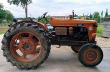 1960 OM 513 Vintage tractors