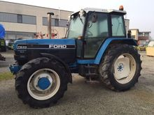 1994 FORD 7840 Agricultural tra