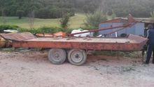 SARMA 550 Cariage trailers