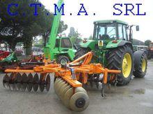 2009 MA/AG EDX 780 Harrows