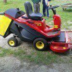 FERRARI GTR160 Lawnmower