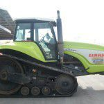 Used 2001 CLAAS CH 5