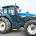 1995 FORD NH 8670/4/S Agricultu