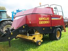 2003 NEW HOLLAND BB 960 S High