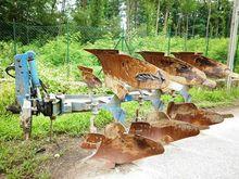 Rabewerke trimovere Ploughs