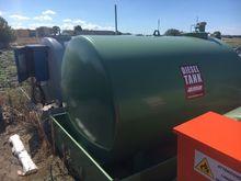 AMA DIESEL TANK DTO 50 Cisterns