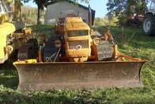 1979 FIAT 605 Forestry tractors