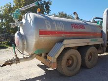 PAGLIARI B140 Tanker trucks and