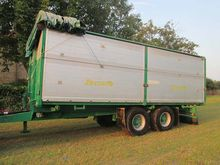 ZACCARIA ZAM140 Cariage trailer