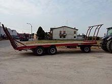 CTC RP20A Self-loading trailers