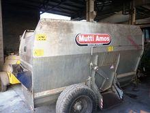 MUTTI AMOS 9 MC Mixer trolleys