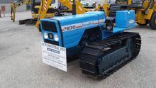 LANDINI 7830 Vineyard tractors