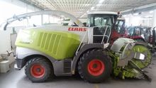 2010 CLAAS JAGUAR 960 Trenchers