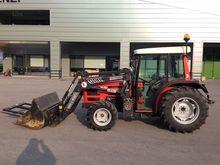 SAME II75 Fruit orchard tractor